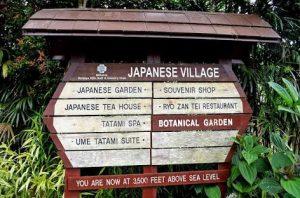Japanese Village, Bukit Tinggi
