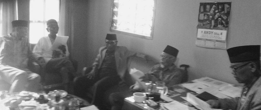 Ranperda Nagari dibahas Karapatan Niniak Mamak Minangkabau