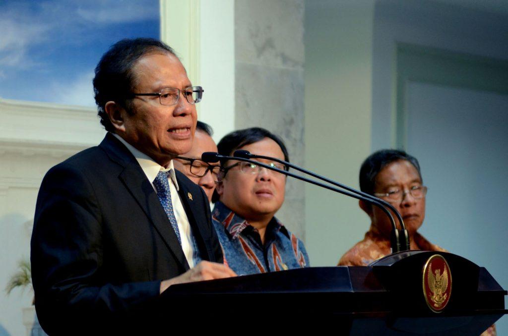 Berdiskusi dengan rakyat Rizal Ramli