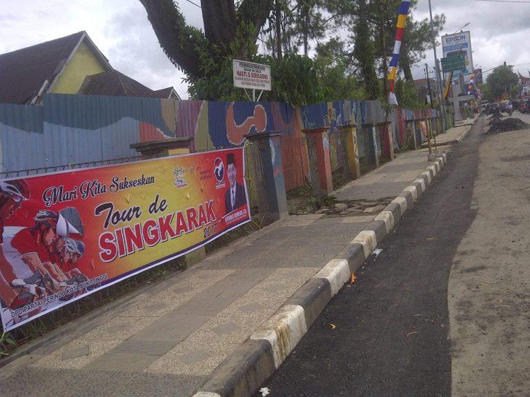 """Tour de Singkarak, Bukittinggi """"Memacu Waktu"""""""