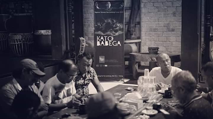 diskusi Komunitas Kato Balega