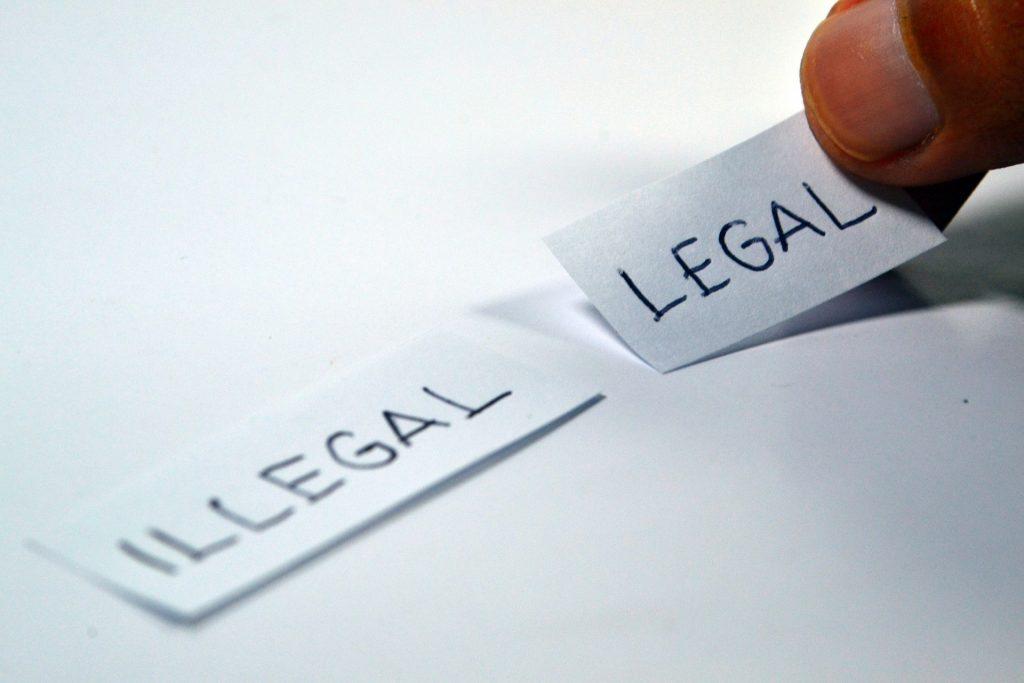 legal sweeping - legal-Fathromi-Ramdlon-Pixabay
