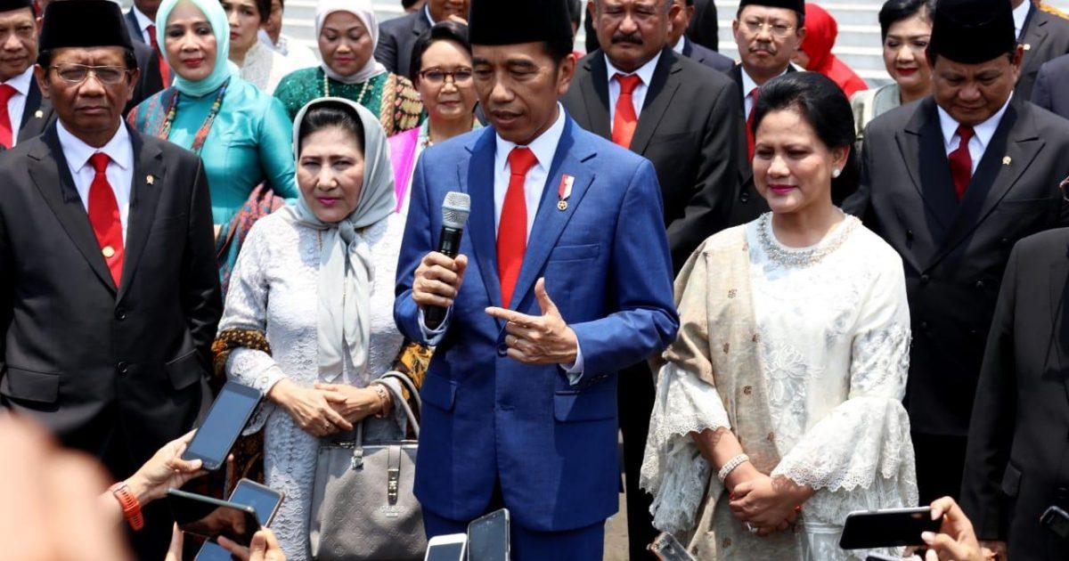 Presiden Jokowi-wawancara-setneg gallery photo courtesy