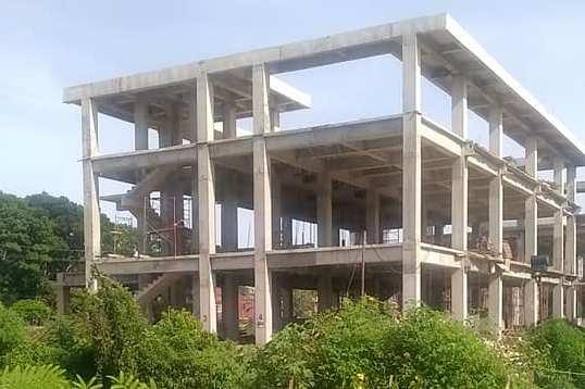Bangunan RSUD Bukittinggi - bakaba.co