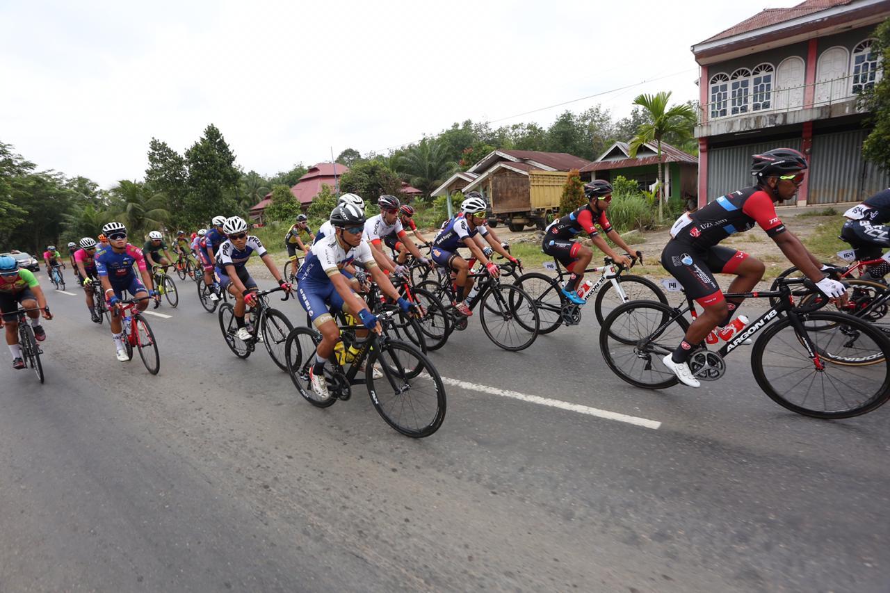 Etape V Tour de Singkarak 2019, foto. istimewa