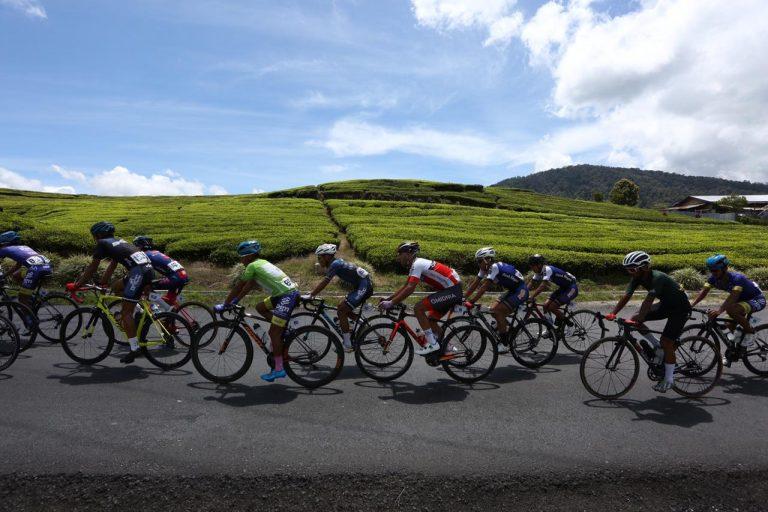 Tour de Singkarak 2019: Pebalap Filipina, Rustom Lim Juara Etape VI