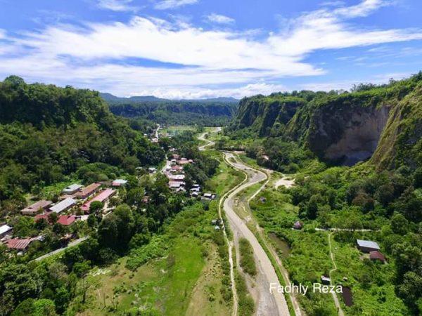 Minang Geopark Run 2019: Ayo, Berlari di Alam