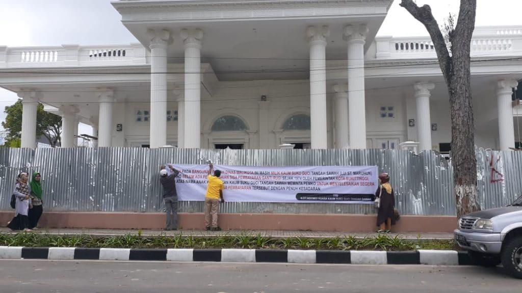 Rumah Dinas Walikota Bukittinggi - FR/bakaba.co
