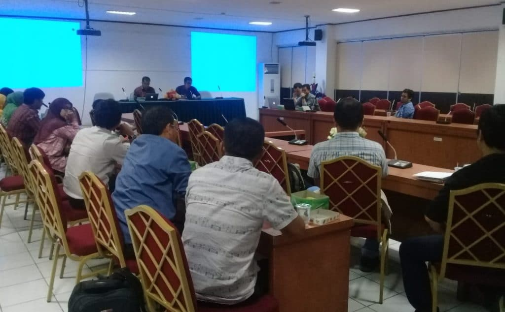 Audiensi Rektor Unand dengan Dosen Muda - bakaba.co