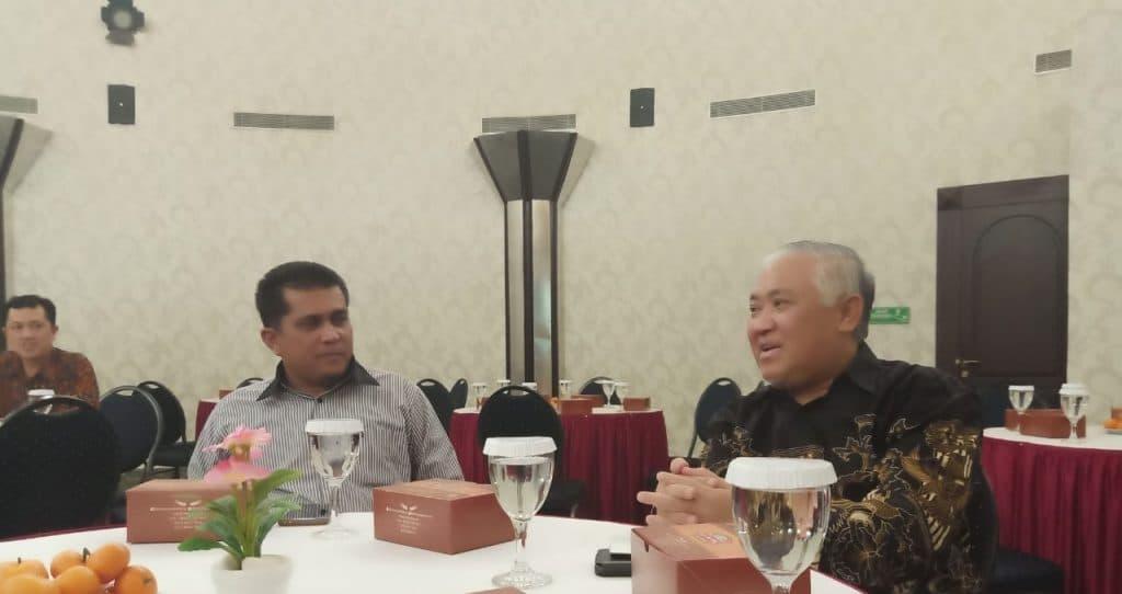 Din Syamsudin & Wendra Yunaldi, Diskusi MAHUTAMA Jakarta (19/12/2019) bakaba.co