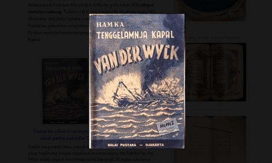Tenggelamnya Kapal Van Der Wyck - HAMKA