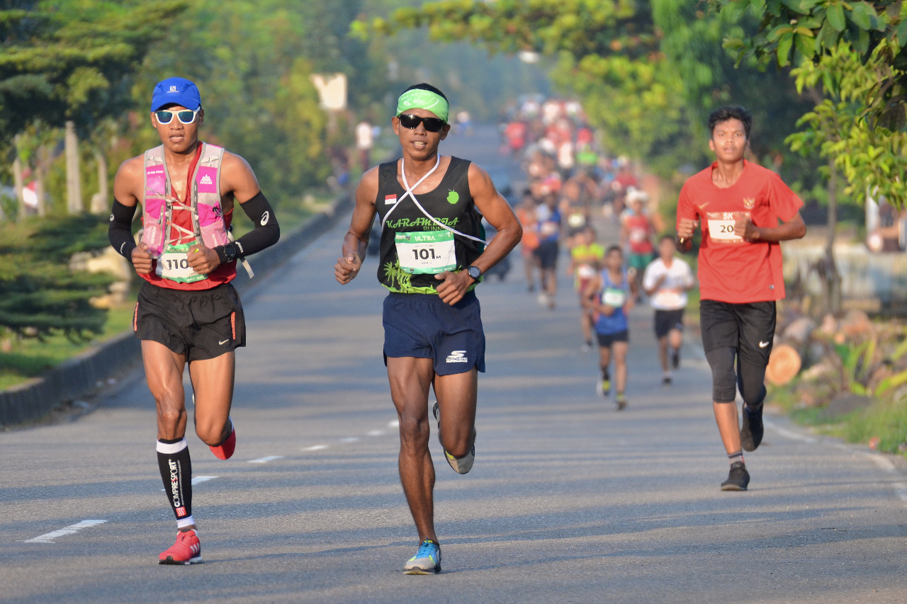 Minang Geopark Run 2019 - bakaba.co