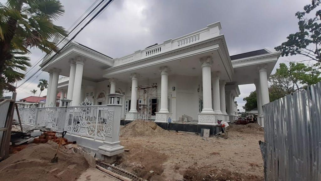somasi - Rumah Dinas Walikota Bukittinggi - bakaba.co