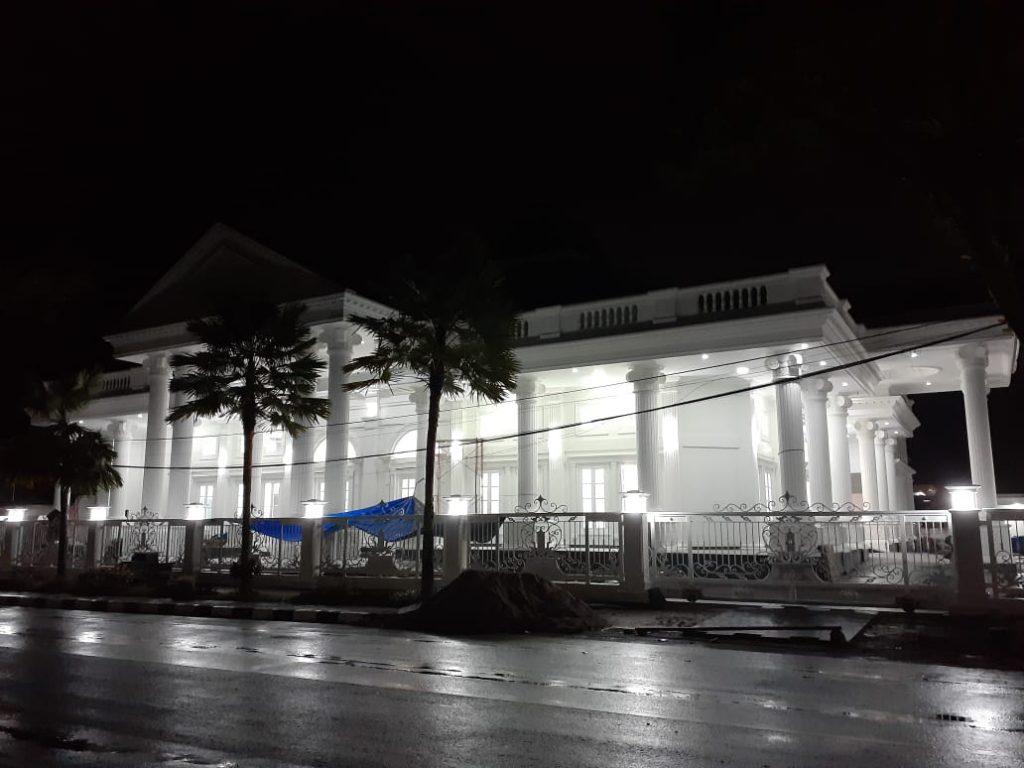 Rumah Dinas Walikota Bukittinggi diatas tanah di dibeli dari kaum guci - bakaba.co