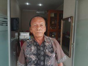 Edi Palimo tokoh masyarakat Nagari Kurai - fr - bakaba.co