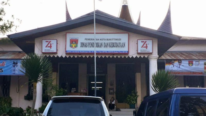 Kantor Dinas Pendidikan Kota Bukittinggi