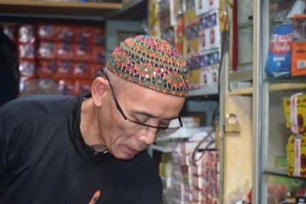 Sutan Marajo - Pedagang Tembakau -r- bakaba.co