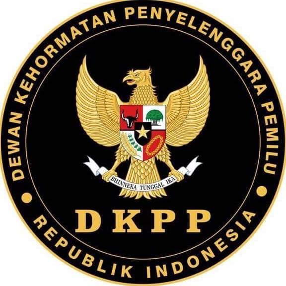 Logo DKPP RI