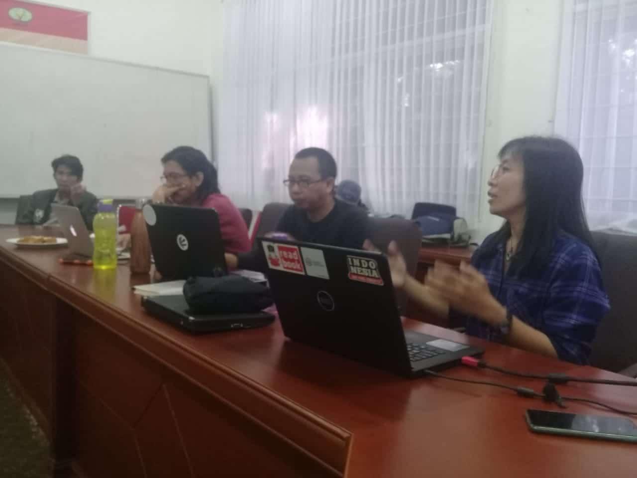 Hilma Safitri, Pendiri dan Peneliti Senior ARC Bandung
