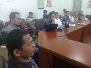 Peserta Sekolah Keadilan Agraria dan Lingkungan