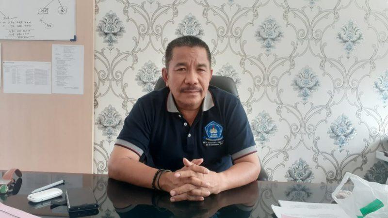 Kepala BPN Bukittinggi Yulizar Yakub ( foto : Fadhly Reza )