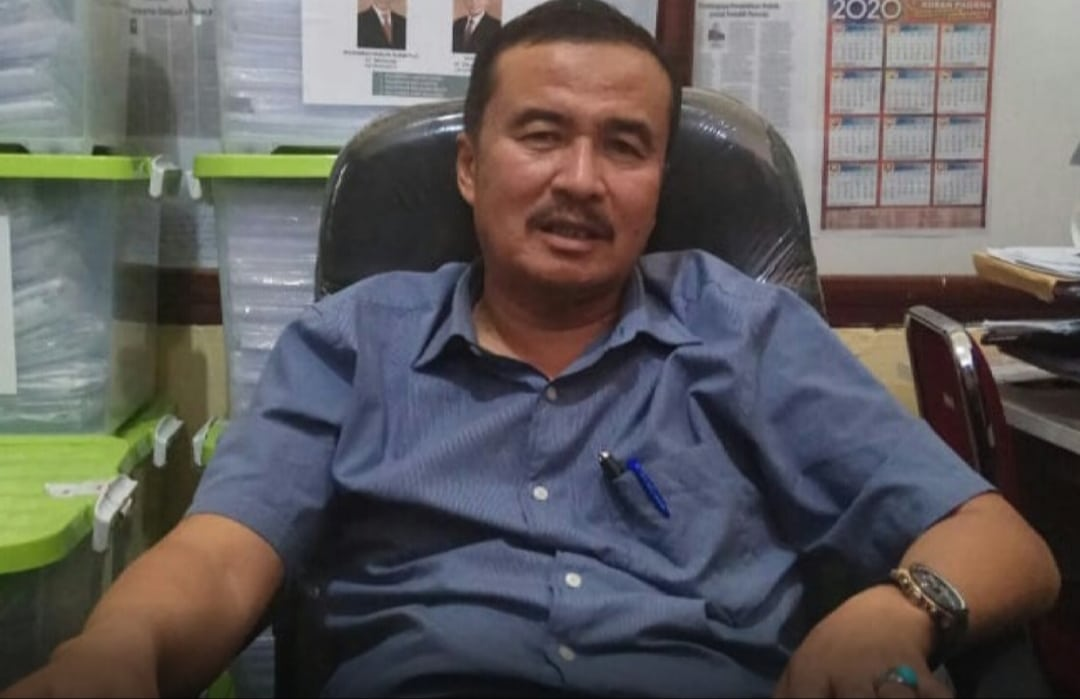 Yasrul Plt. Ketua KPU Bukittinggi