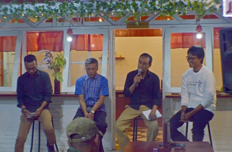 Diskusi Forum Warga Kota foto courtesy fb Eril Anwar