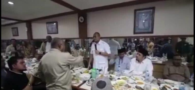 'Kisruh' Clear, Ketua DPC Gerindra Minta Maaf