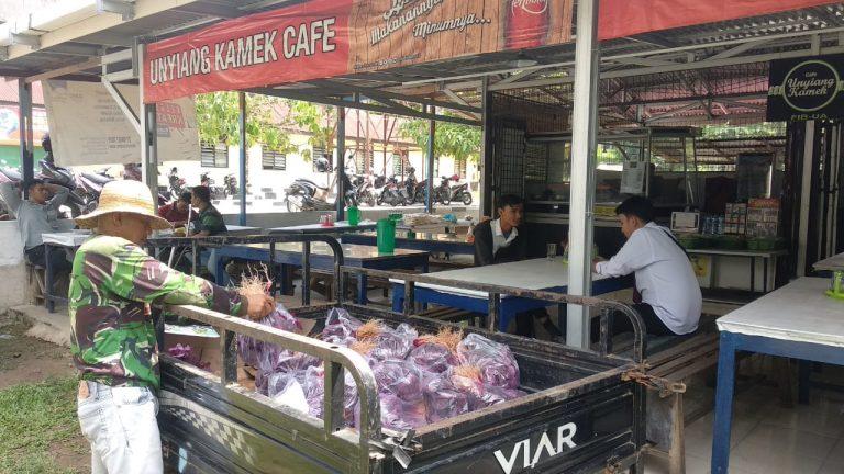 Koperasi MDM Gelar Pasar Tani Salingka Kampus