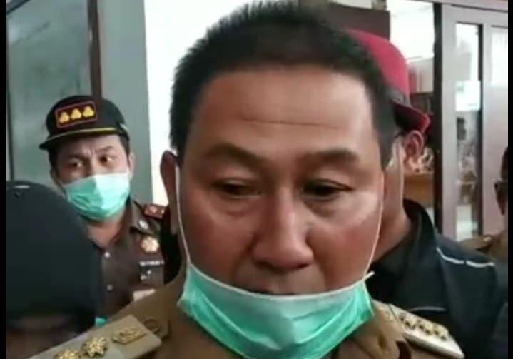 Walikota Bukittinggi, Ramlan Nurmatias
