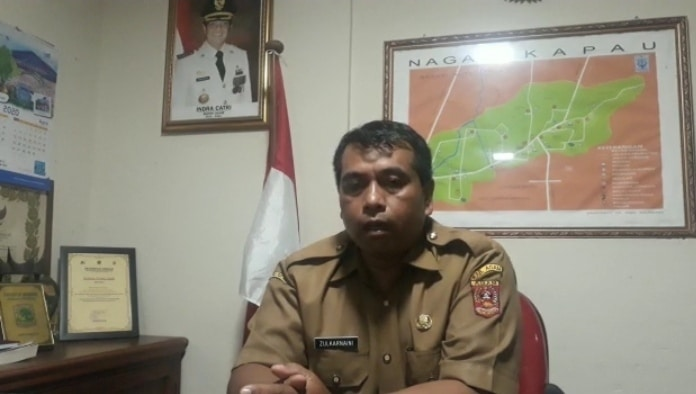 Wali Nagari Kapau Zulkarnaini