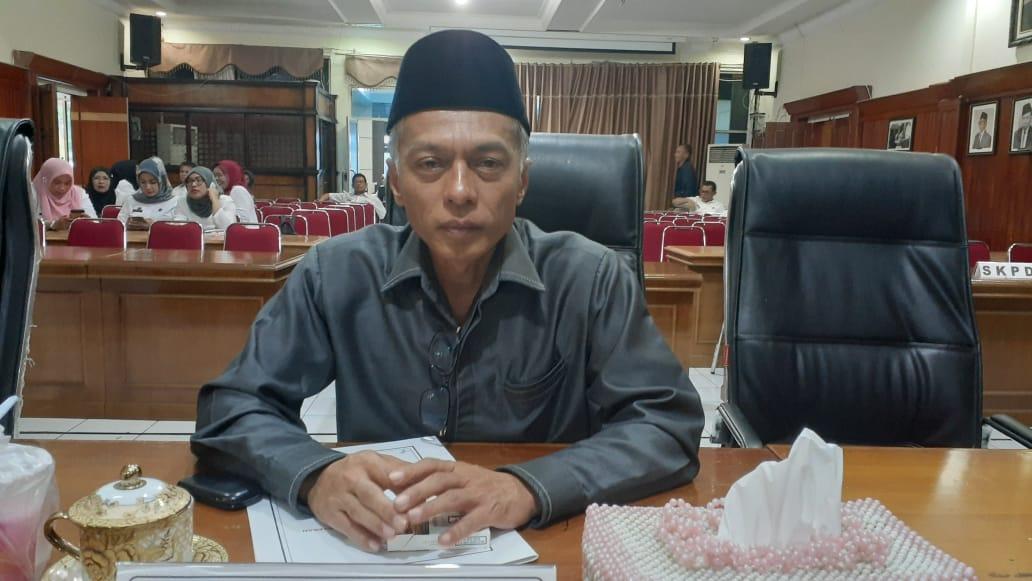 Asril, SE Anggota DPRD Bukittinggi - foto - Fadhly Reza