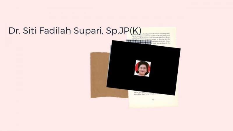 Dr. Siti Fadilah Supari, Sp.JP(K) - Wikimedia Commons