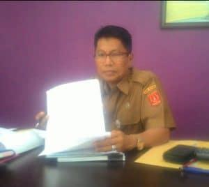 Kepala Dinas Kesehatan Kab.Agam. Indra Rusli