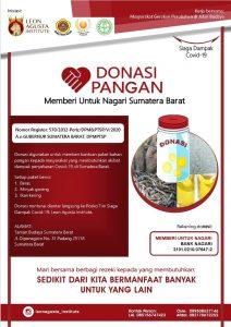 Donasi Pangan LAI