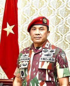 Brigjen. TNI. Mohammad Hasan, S.H.
