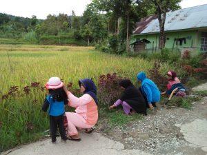 Aktifitas masyarakat gotong royong, foto.ist