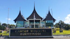 Kantor Walikota Bukittinggi, foto fadhly reza