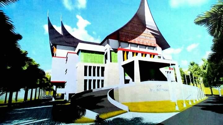 Tanah 'Bagalaik', Gedung DPRD Batal lagi Dibangun