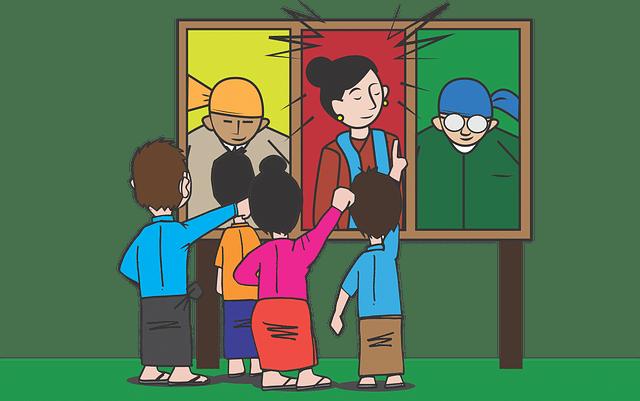 mimilih pemimpin - Gambar oleh Mote Oo Education dari Pixabay