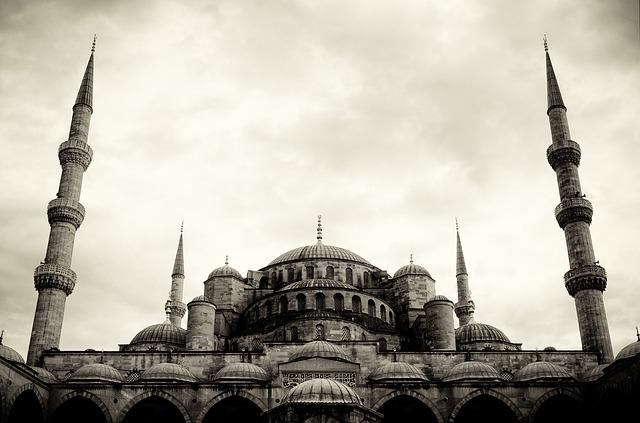 sistem politik islam - istanbul-4739076_640