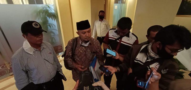 M. Fadhli, Bacawako Bukittinggi jalur perseorangan