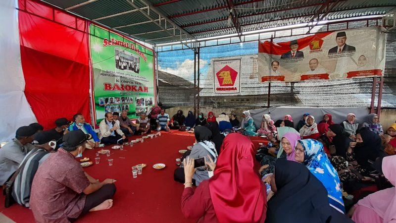 DPC Gerindra - Ismunandi Sofyan gelar konferensi pers mempersoalkan SK DPP Gerindra