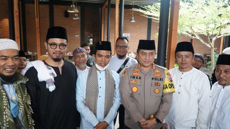 UAS, Kapolres Bukittinggi, Jel Fathullah, Erman Safar, foto ist.