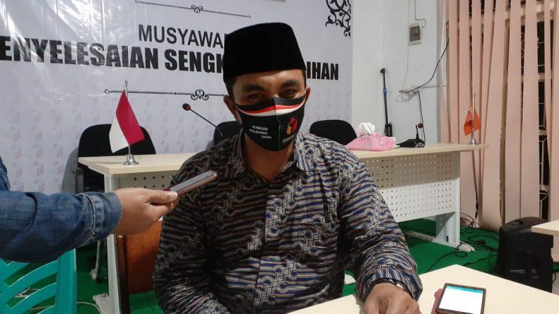 Ruzi Haryadi, S.Ag. MH, Ketua Bawaslu Bukittinggi