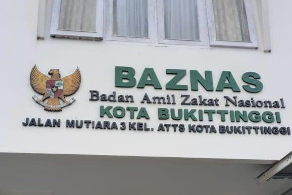 Kantor Baznas Kota Bukittinggi, foto fr