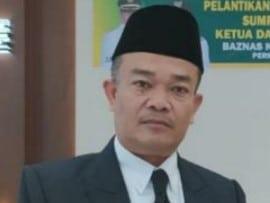Masdiwar, S.PdI Ketua Baznas Bukittinggi. dok. pribadi