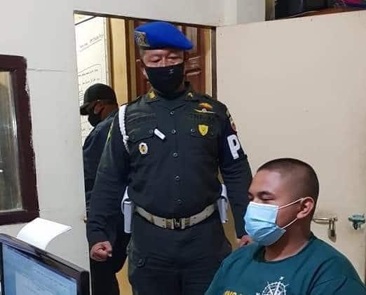 Komandan Sub-Denpom Agam-Bukittinggi Kapten Sudirman, foto ist.