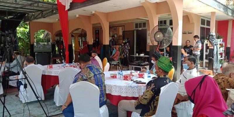Suasana acara sastra Riau, foto ist.