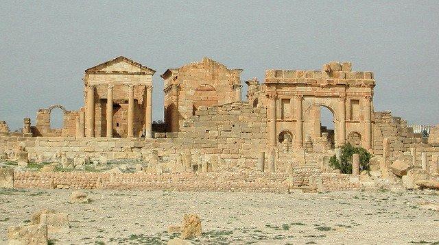 Ptolemy Dinasty - Gambar oleh SofieLayla Thal dari Pixabay